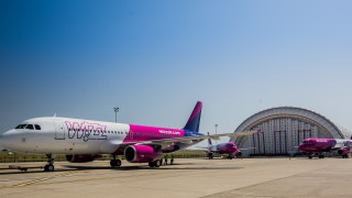 Московски разпореди проверка на WizzAir заради свалените пътници