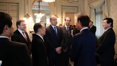 Румен Радев връчи почетния знак на президента на проф. Тацуро Мацумае