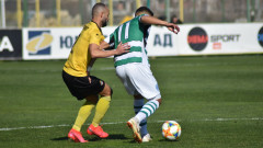 Ботев (Пловдив) - Черно море 1:1, гол на Родриго!