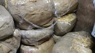 Хванаха бус с половин тон контрабанден тютюн в Пловдив