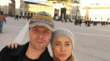 Весела Тотева и Топчо на романтична ваканция в Лисабон