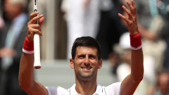 Новак Джокович победи Роджър Федерер и наследи Григор Димитров на трона в Синсинати