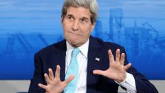 Кери: Санкциите падат при спазване на минските споразумения