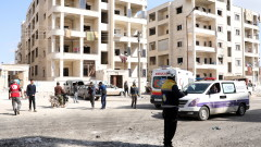 Турция свали сирийски военен самолет в Идлиб