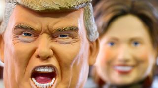 Тръмп стопи 4% на Клинтън