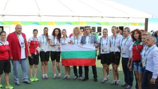 Плевнелиев зове държавата да подкрепя спорта, защото изграждал патриотизъм и национално самочувствие
