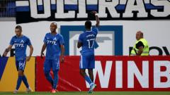 Нападателното трио на Левски е без конкуренция в първенството