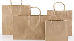 Сменяме найлоновите торбички с хартиени