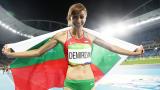 Страхотно! Мирела Демирева спечели сребърен медал от Олимпиадата!