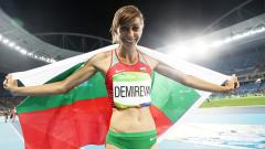 Мирела Демирева: Възнамерявам да летя най-високо занапред!