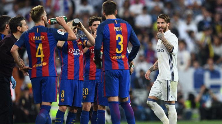 Серхио Рамос може да стане еднолично футболистът с най-много мачове Барса - Реал, Меси чака да заеме второто място