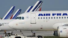 Самолет на Air France кацна аварийно в Иран