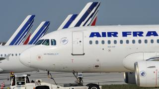 Air France-KLM се радва на печалба за първи път от 5 години