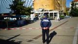 Разчистват отломките от мола в Благоевград след огледите