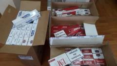 Заловиха видинчанин с 50 000 контрабандни цигари