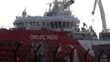 Турция строи трето морско хранилище за газ