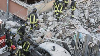 Ранени и изчезнали след срутване на сграда в Италия