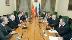 Борисов: Балканите се развиват за месеци, ако се разреши спора за името на Македония