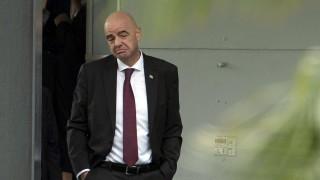 Президентът на ФИФА също е заразен с коронавирус