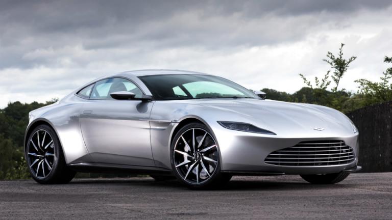 $3,5 млн. за Aston Martin DB10 на Джеймс Бонд