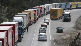 И автотранспортът на бунт: Дизелът догони бензина