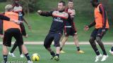 Антонио Касано поднови тренировки