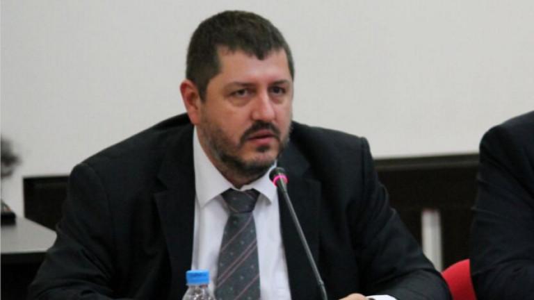 Гл. ас. д-р Радостин Вазов е изпълнителен директор на Висшето