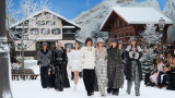 Chanel, колекция есен-зима 2019/20, Кара Деливин и почитта към Карл Лагерфелд