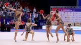 Ансамбълът временно пети в многобоя на световната купа в Баку
