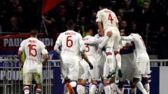 Лион се справи с нов класен съперник в Лига Европа