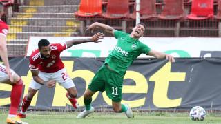Наказания за основни футболисти на Лудогорец, Берое и Черно море