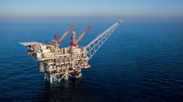 """""""Газпром"""" се отказва от огромно израелско находище на газ"""