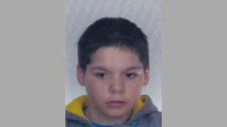 Откриха издирваното 14-годишно момче в София