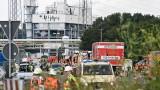 Петима в неизвестност след експлозията в Леверкузен