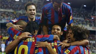 Барселона шампион на Испания за 18-и път