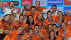 Холандия се върна на върха в дамската водна топка след 25 години