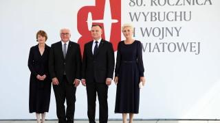 Германският президент поиска прошка от полския народ