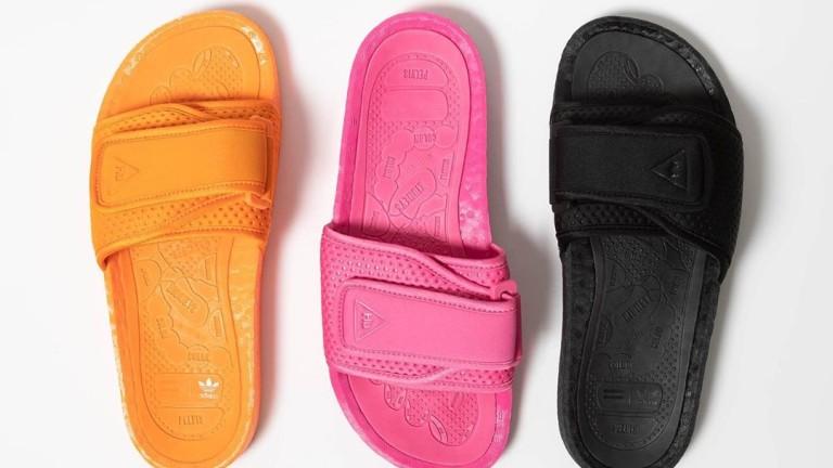 Фарел Уилямс от години е фен на Adidas и почитател