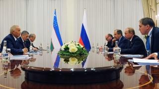 Путин и лидерите от ШОС обсъждат теми за икономика и сигурност в Ташкент