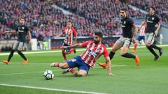 Атлетико остава без Диего Коща срещу Арсенал?