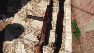 Задържаха рецидивист със самоделна ловна пушка в Исперишко