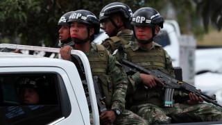 Девет загинали и десет ранени при атентат в Богота