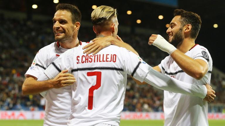 Милан и Гатузо вече дишат малко по-спокойно в Калчото