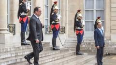 Русия да не пренебрегва атаките с химически оръжия в Сирия, настоява Оланд