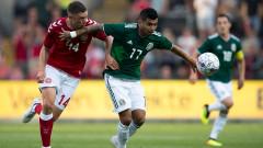 Дания удари Мексико с два гола за три минути