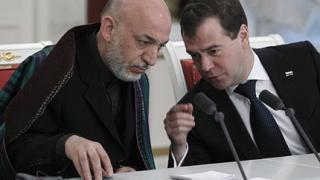Русия обеща пълна подкрепа на Афганистан