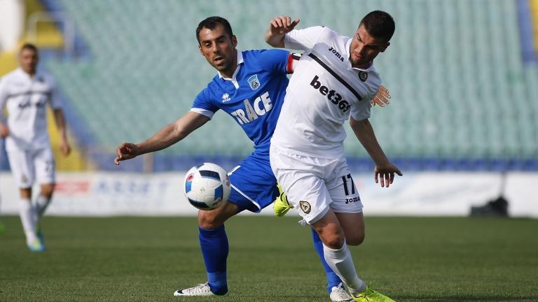 Верея излиза срещу Славия за първа точка и първи отбелязан гол през сезона