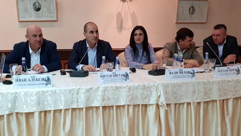 Цветанов убеден: БСП нямат истинска визия и решения за бъдещето на България