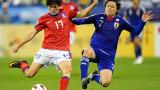 Япония на финал за купата на Азия