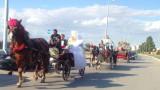 ВАС връща каруците в Сливен